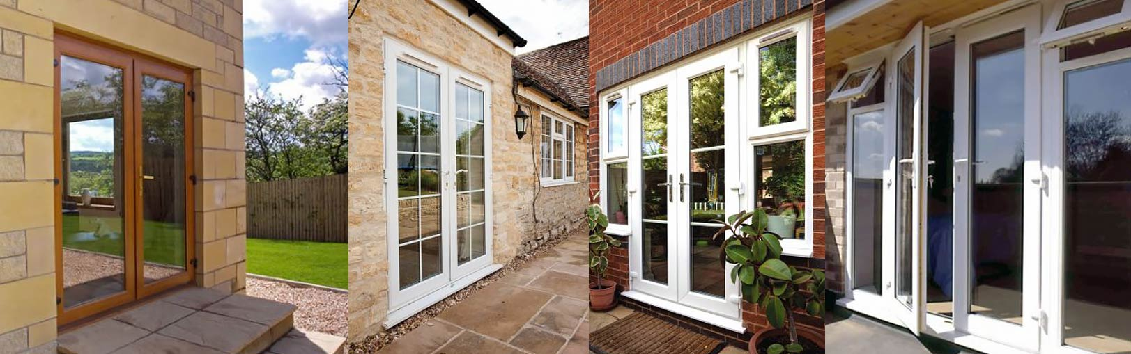 French doors & French doors - Verdi Home Improvements Wigston Leicester | Double ...